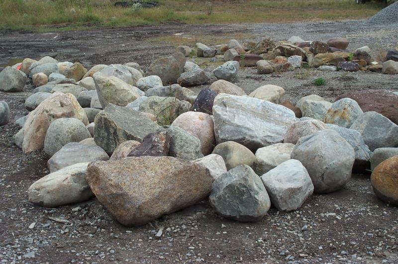 Yensen landscape supply llc products for Large outdoor decorative rocks